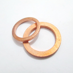 Copper Diesel Gasket DIN Flat Thin Washers