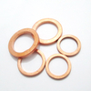 Copper Crush Ring Gasket DIN Flat Washer