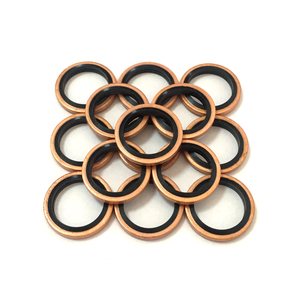 14MM Copper Composite Gasket
