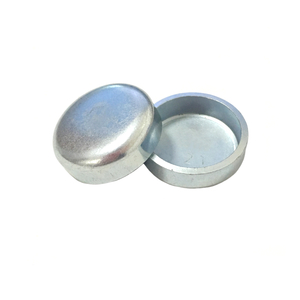 21MM Iron+White Zinc Freeze Plug