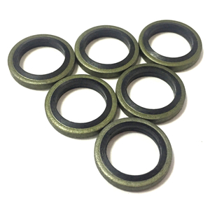Metal Rubber Bonded Washer M12